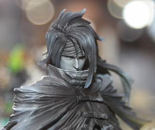 Square Enix Play Arts 2013 Toy Fair Display - Final Fantasy Vincent figure