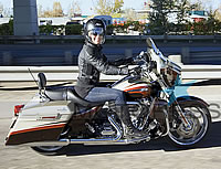 HARLEY-DAVIDSON CVO Streetguide REVIEW