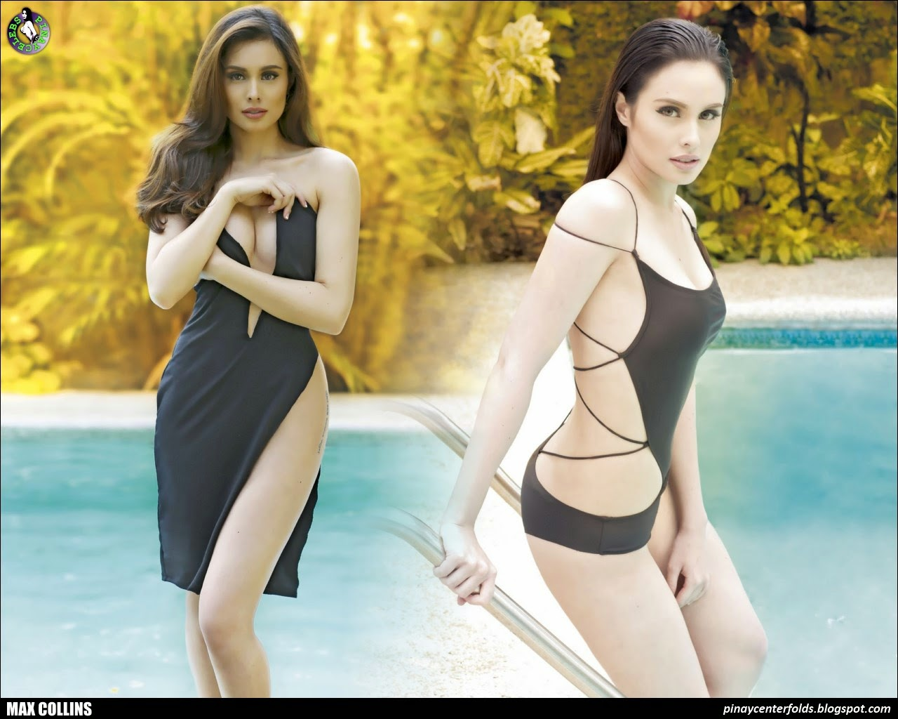 Max Collins In FHM 3