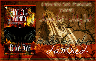~~Blog Tour~~ Halo of the Damed by Dina Tosto