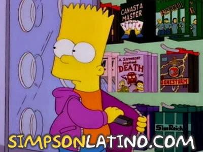 Los Simpson 7x11