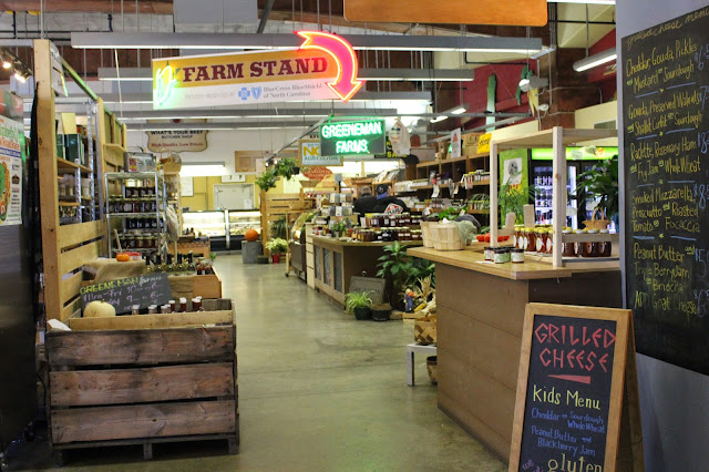 Where to shop in Charlotte: 7th Street Market