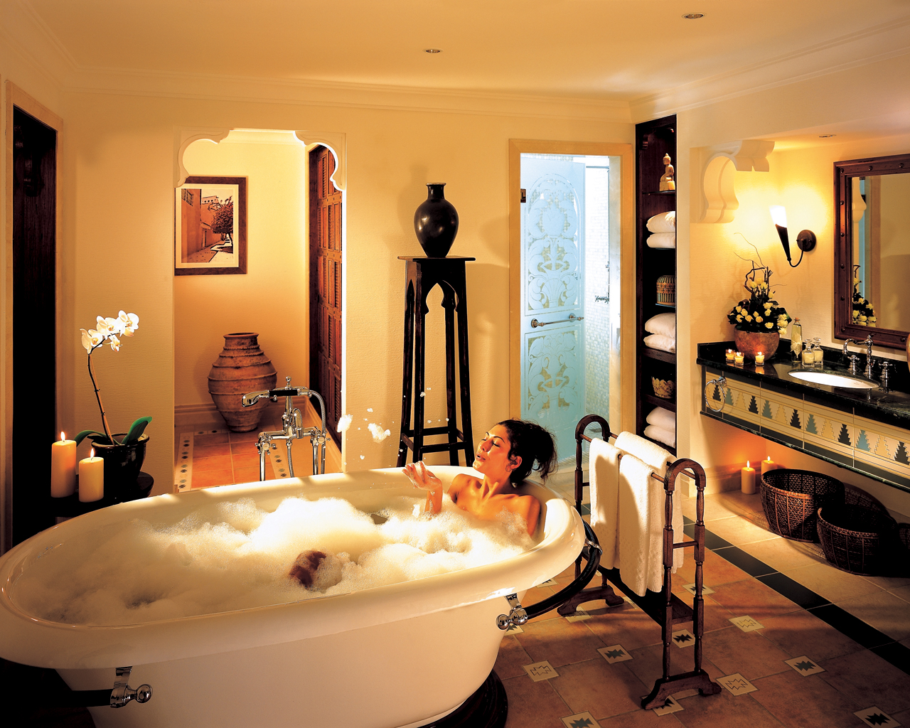Burj Al Arab Hotel Dubai Luxury Places