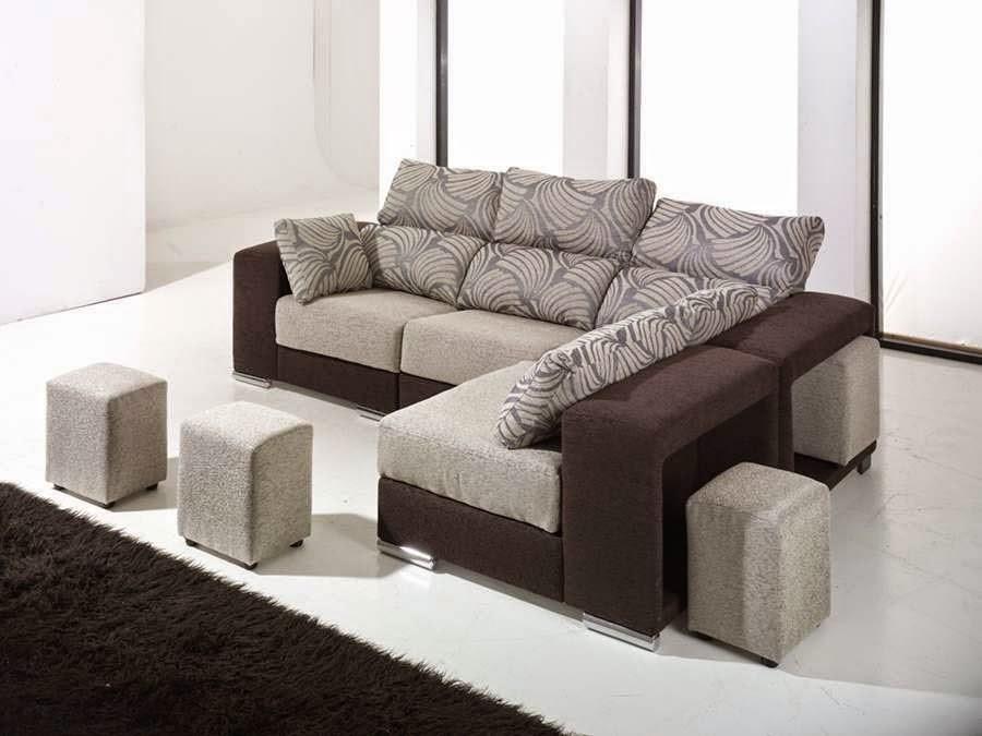 Buscas un sof chaise longue de tela en zaragoza sof s for Sofa cama zaragoza