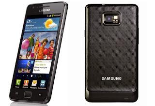 Spesifikasi Dan Harga Samsung Galaxy S2 i9100