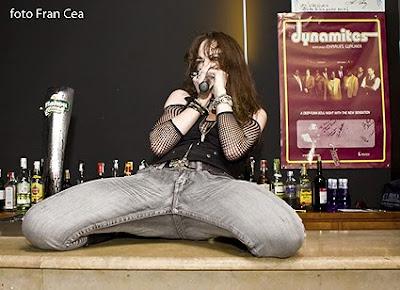 Cronica concierto Stacie Collins Burgos abril 2011 por Beerbeer