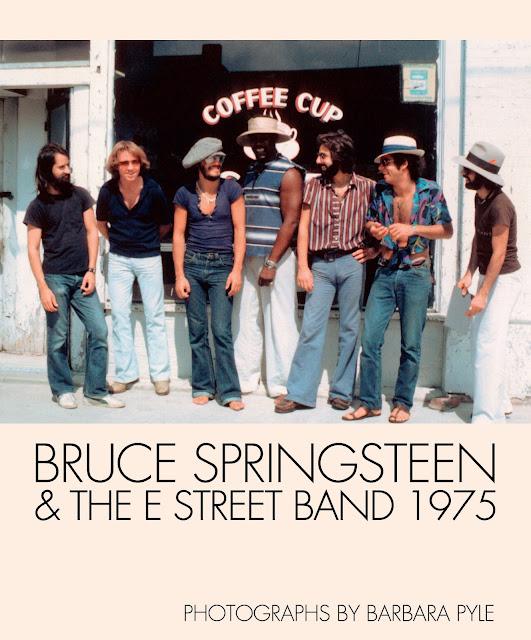 Barbara Pyle Bruce Springsteen book