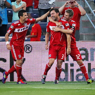 Chicago Fire to hold on!