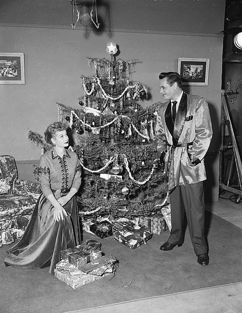 this weeks holiday offerings include an i love lucy christmas special starring lucille ball and desi arnaz - I Love Lucy Christmas Special