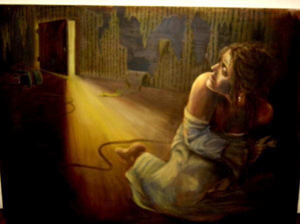The Yellow Wallpaper Charlotte Perkins Gilman Art
