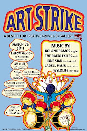 ArtStrike | A Split Benefit for Creative Grove and the 58 Longevity Fund