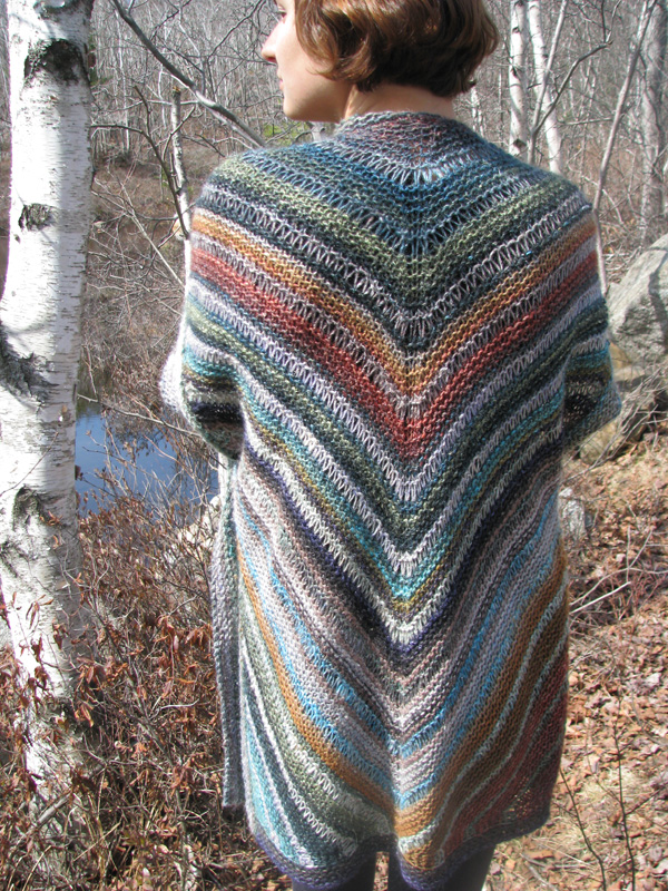 Knitting Pattern For Noro Wool : Knitting With Sandra Singh: Among the Birches by Ilga Leja