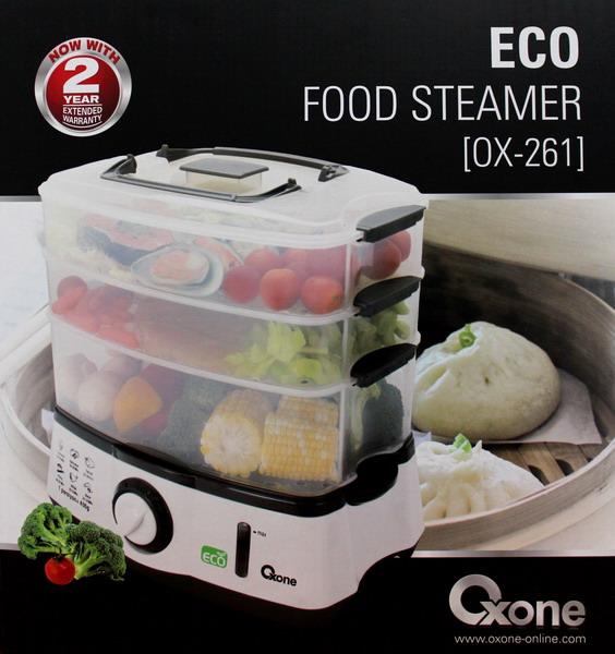 OX-261 Eco Food Steamer Oxone 600W