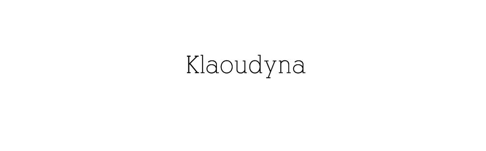 ☆   KLAOUDYNA  ☆