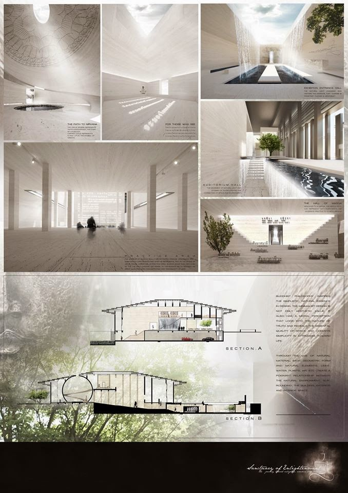 Thesis of the year award 2014 from thailand interior for Interior design association