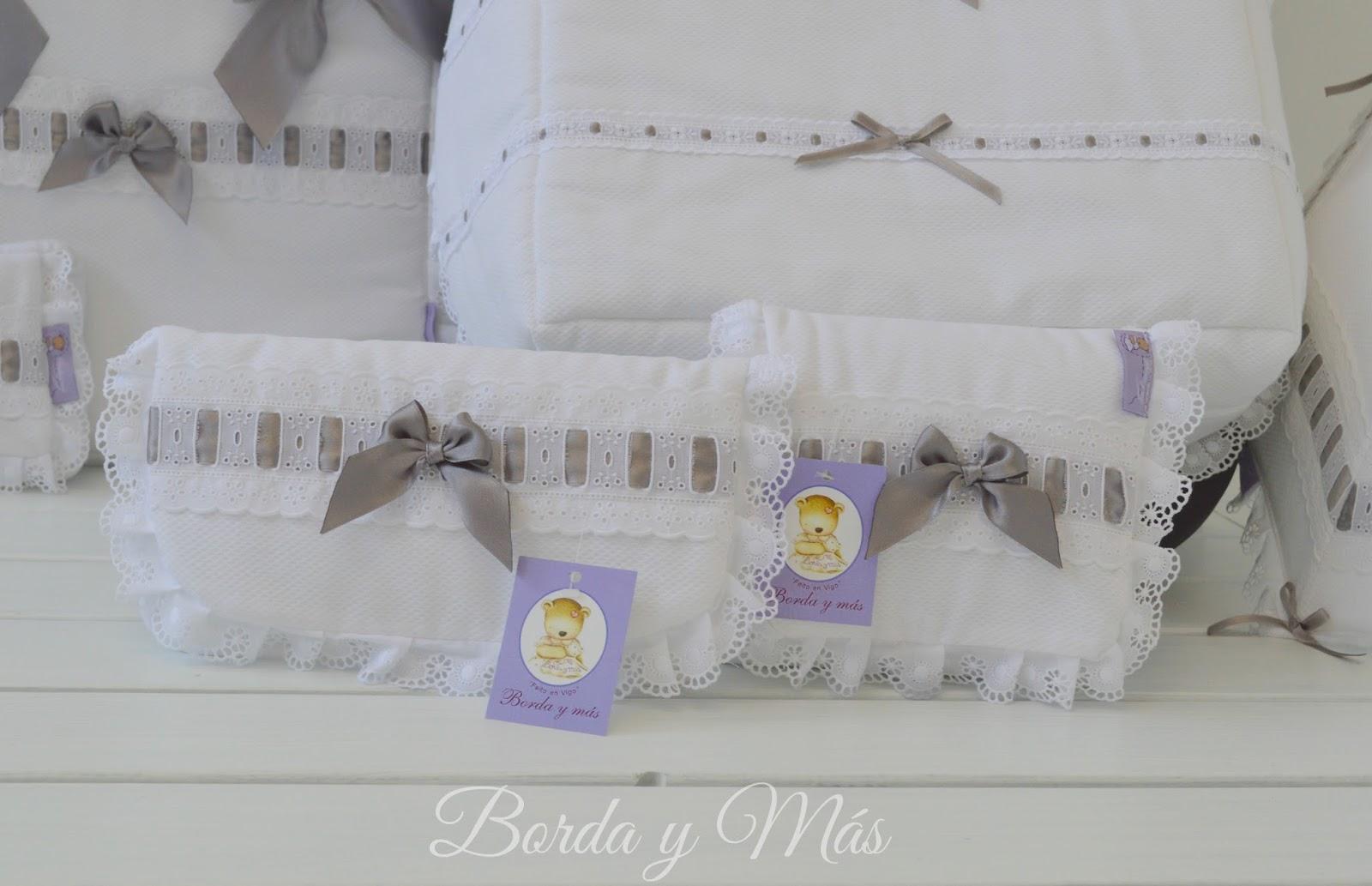 complementos lenceros para bebe