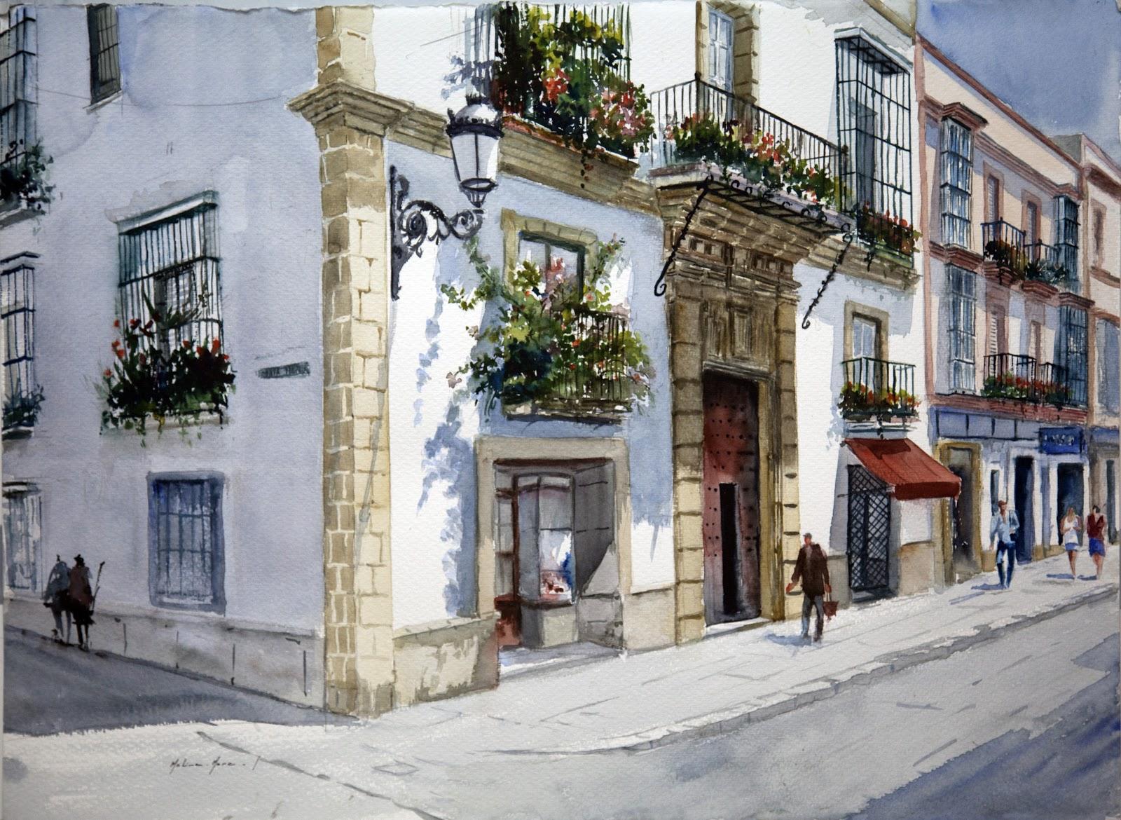 Jose luis molina mora calle luna en el puerto de santa mar a - El puerto santa maria ...