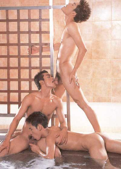Door+1 002 Hot Thai Boys with Big Uncut Cocks