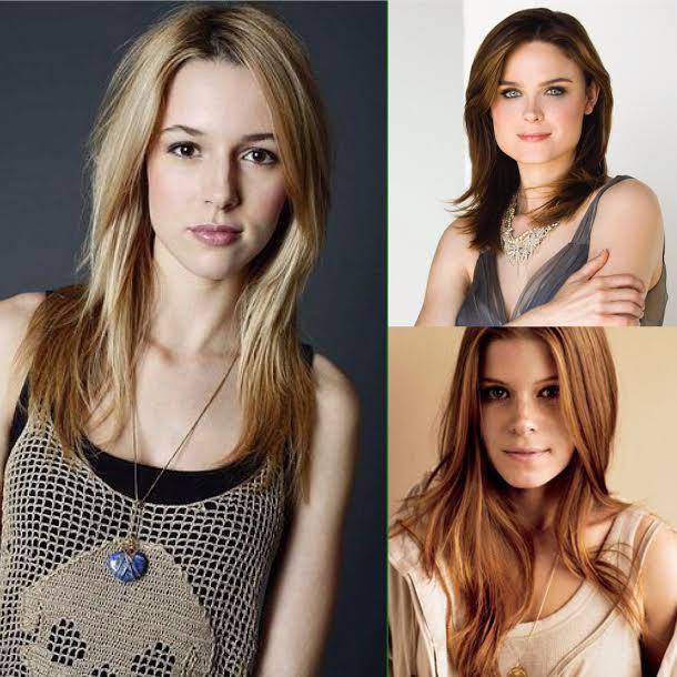 Ariadne, Lyndsy és Zoey