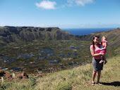 Missionaria Kelly e Julia Acsa