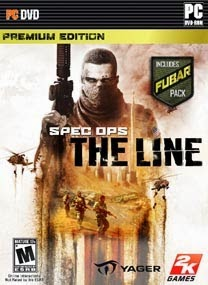 Game Spec Ops The Line - SKIDROW cover