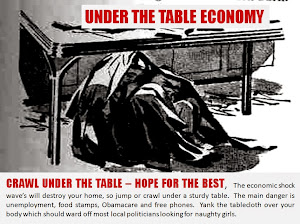 Under The Table Welfare Cash