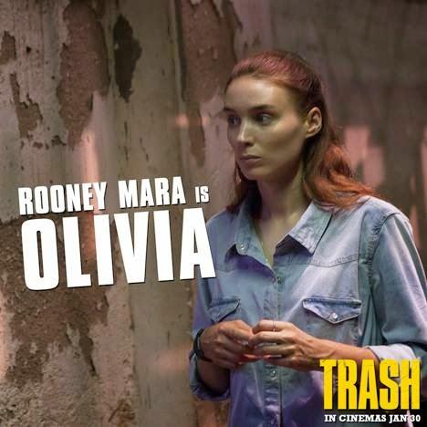 trash rooney mara