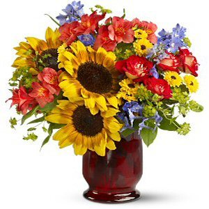 Order Flowers at the Online Florist