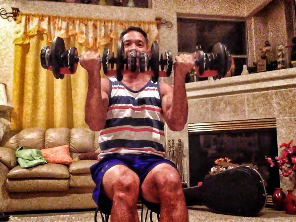 Body Beast Arnold Press