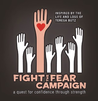 Fight the Fear Campaign logo