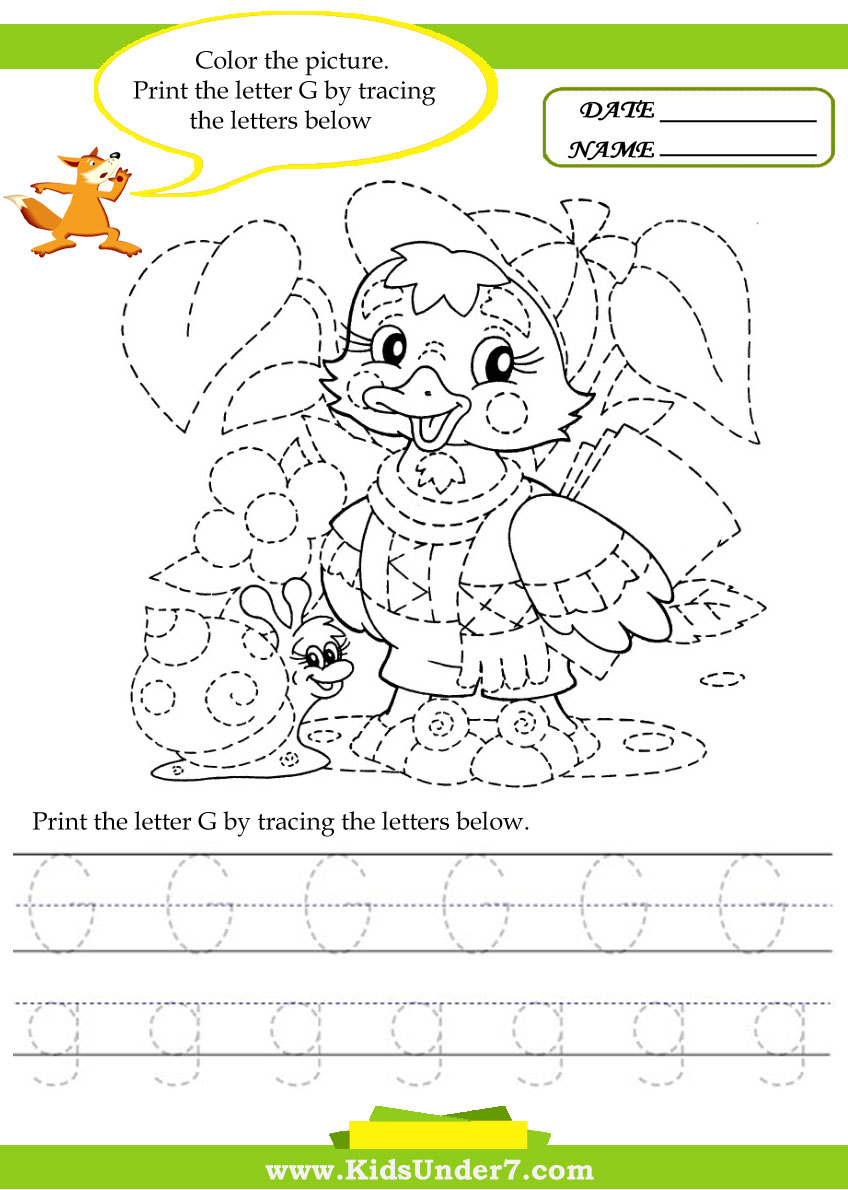 worksheet letter g worksheets for kindergarten worksheet fun worksheet study site. Black Bedroom Furniture Sets. Home Design Ideas