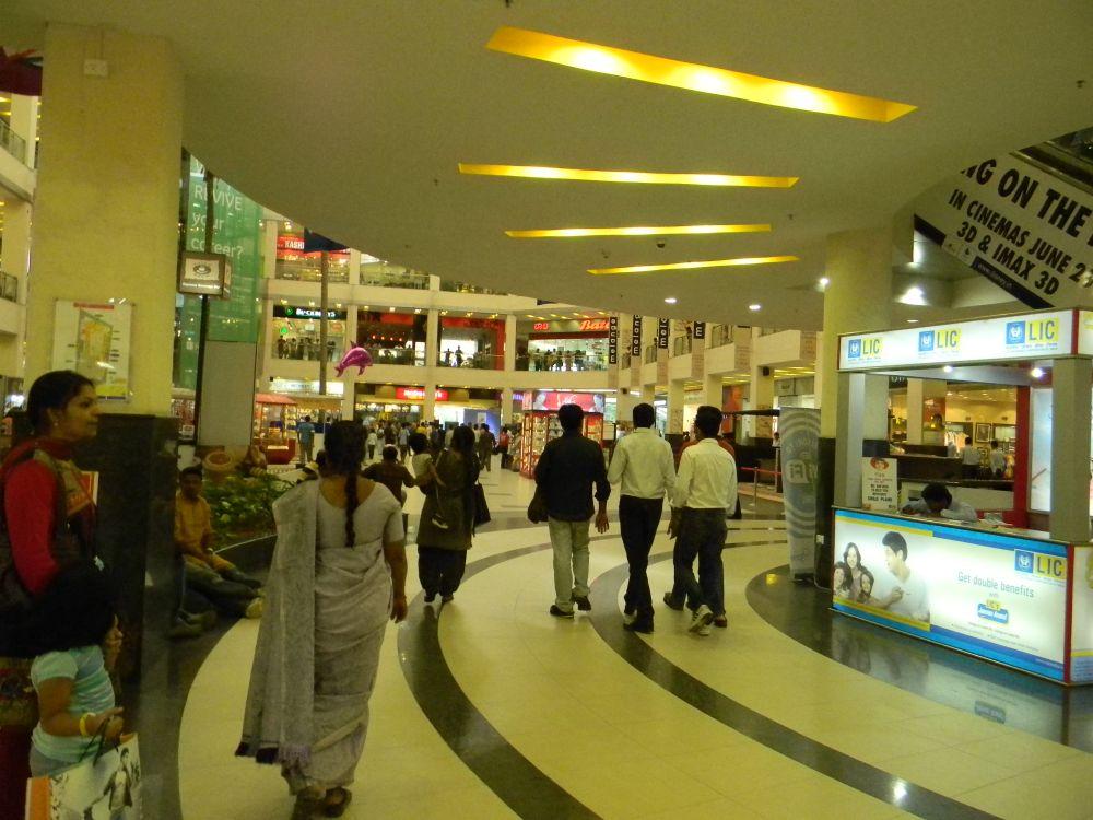 Bangalore shopping Forum Value Mall