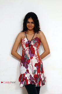 Sobha Latest Pictureshoot Gallery in Floral Dress  0002