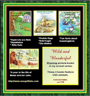WILD and  WONDERFUL Series  -=  US  Critters.
