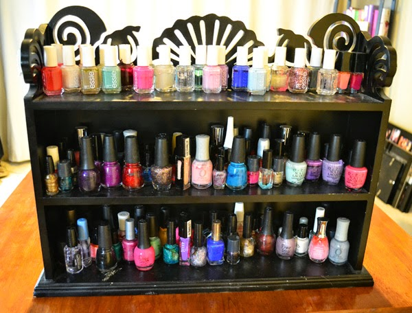 nail polish, store nail polish, beauty blog tips