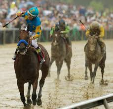 Victor Espinoza runs them off their feet at Pimlico