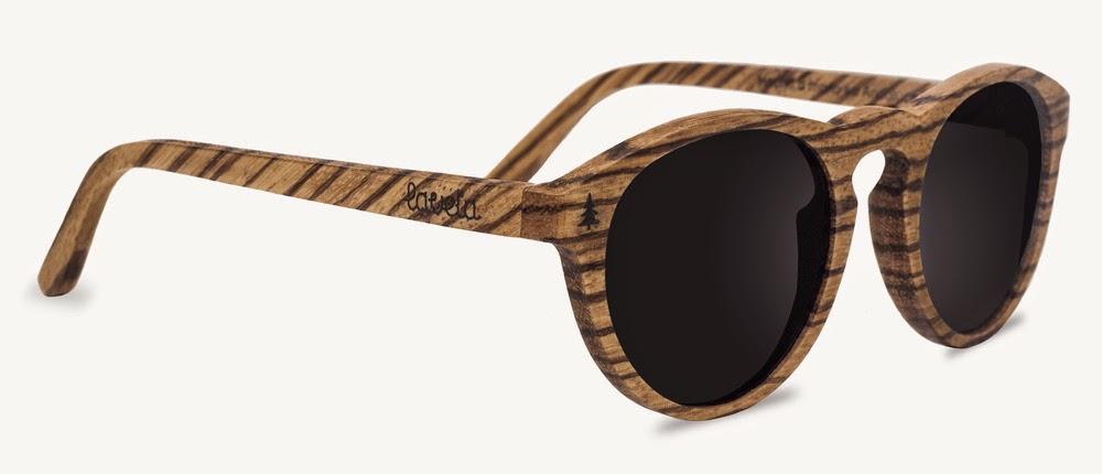 Gafas de Sol en Madera, Fabricación Artesanal y Ecoresponsable