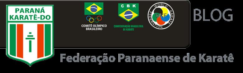 Federação Paranaense de Karatê - Blog