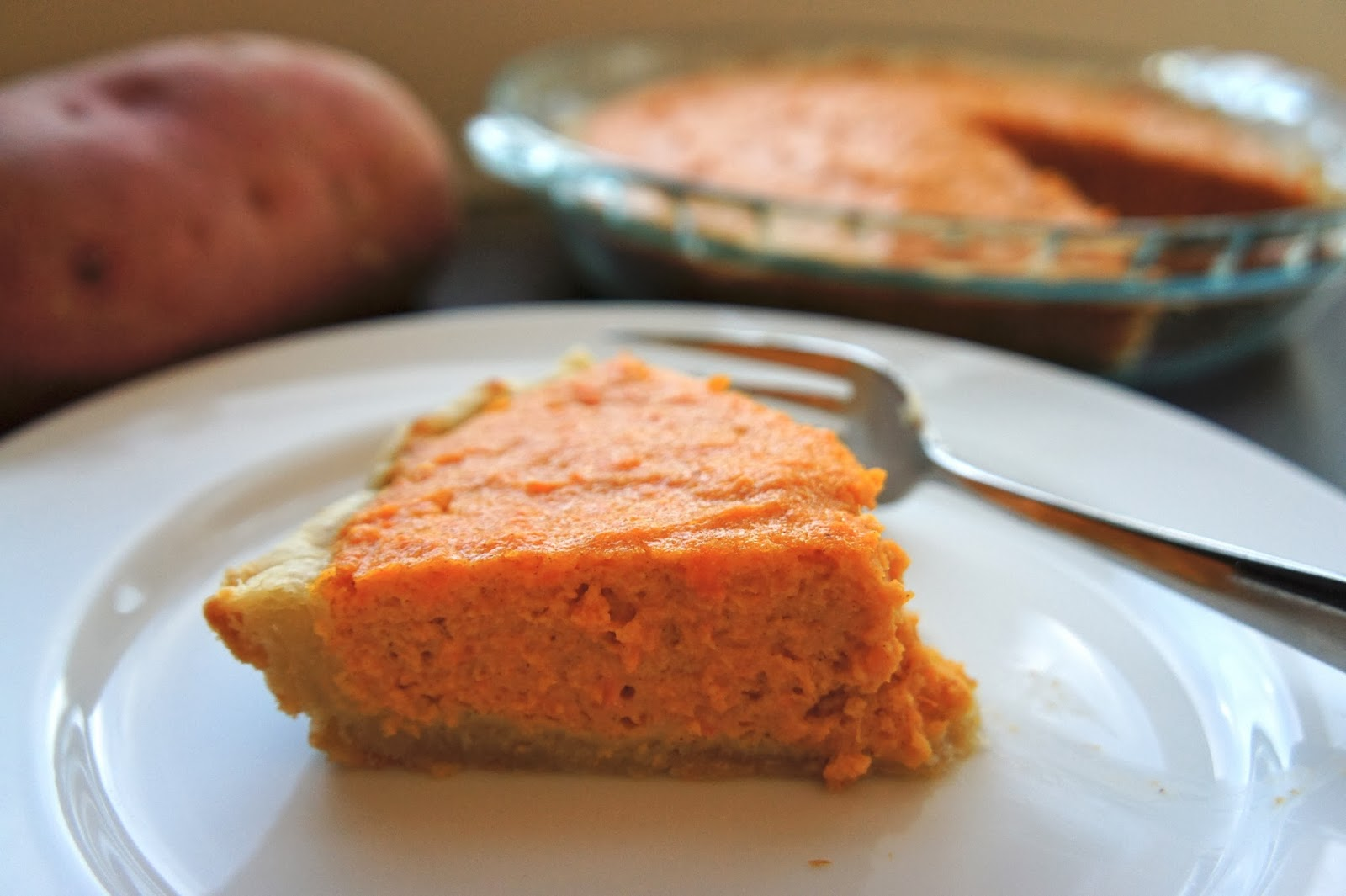 changtilly: Sweet Potato Buttermilk Pie