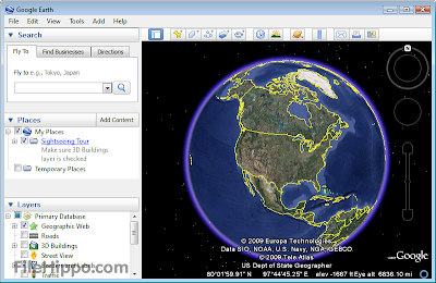 Google Earth 7.1.1.1871 Free Download Offline Installer