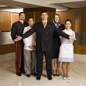 Hotel Management Rooms Division
