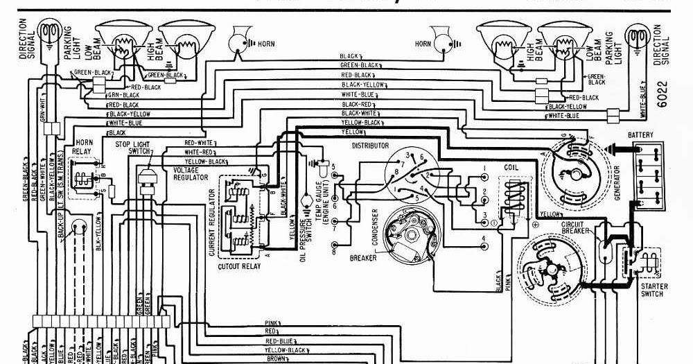 wiring diagrams 911 1960 mercury v8 monterey montclair parklane wiring diagram