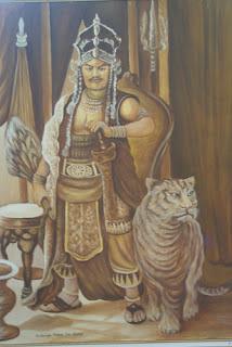Misteri Wangsit Prabu Siliwangi Raja Pajajaran
