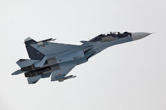 Su-30SM Flanker