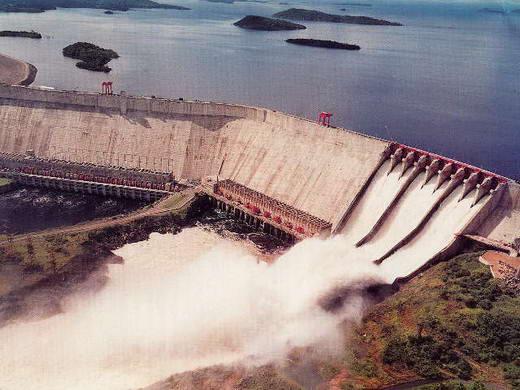 Guri Dam Venezuela 1 2001 10 Bendungan Terbesar di Dunia