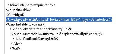 customize blogger template
