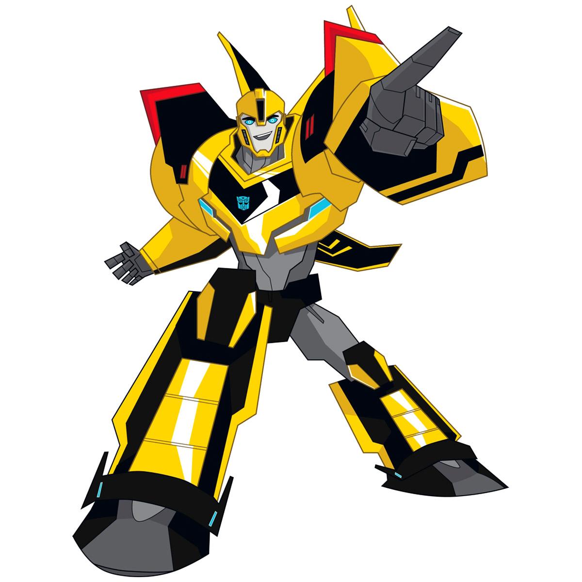 Mewarnai Gambar Transformer %