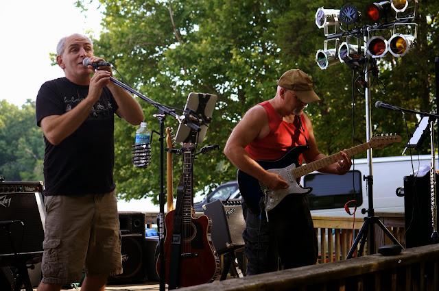 The Cove, Knoxville Tn, The Hitmen, Band, Music, Fort Loudoun Lake