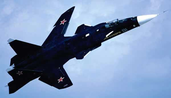 COOL IMAGES: Russian Fighter aircraft