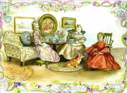 Tasha Tudor's Art
